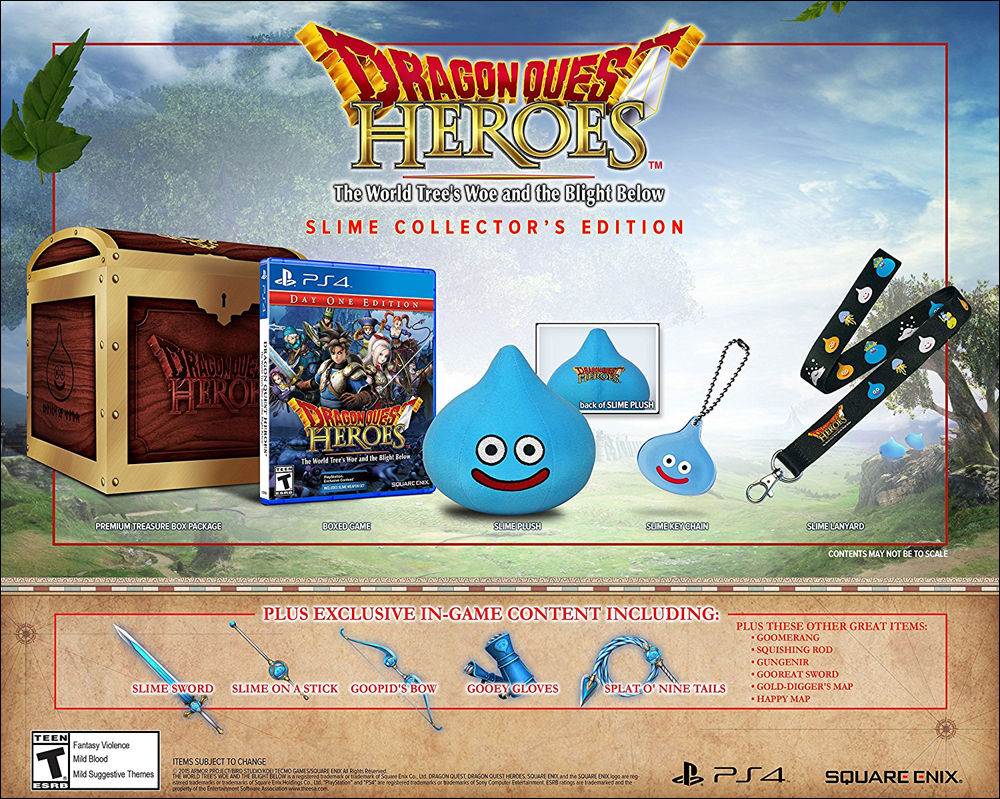 Dragon Quest Heroes CE
