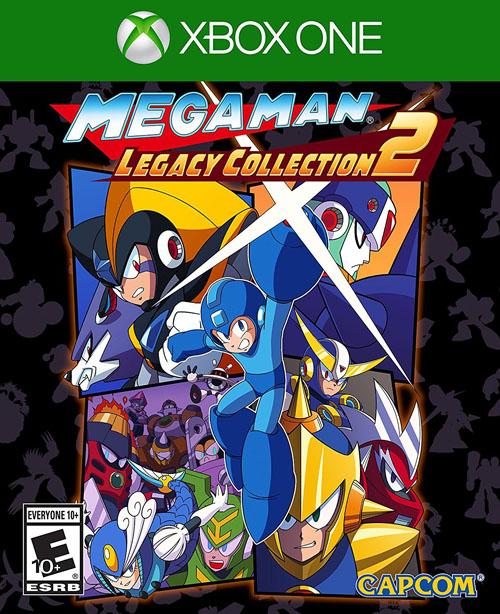 Mega Man Legacy Collection Volume 2