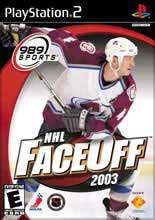 NHL Face Off 2003