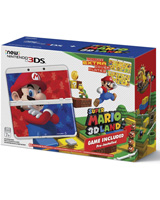 New Nintendo 3DS System Super Mario 3D Land Edition