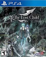 PS4 The Lost Child Boxart