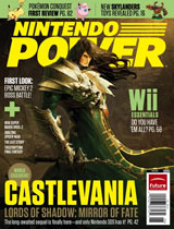 Nintendo Power Volume 279 Castlevania Lords of Shadow: Mirror of Fate