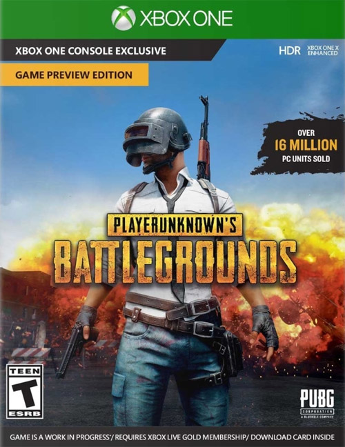 PlayerUnknown's Battlegrounds Game Preview Edition