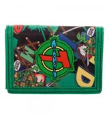 Teenage Mutant Ninja Turtles Velcro Wallet