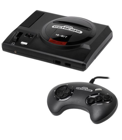 Sega Genesis Model 1 Refurbished System - Grade A