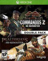 Commandos 2 HD Remaster & Praetorians HD Remaster Double Pack