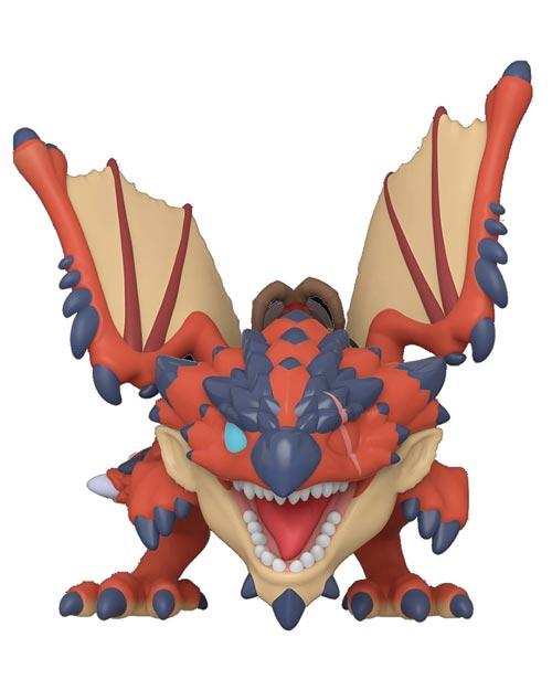 Pop Animation: Monster Hunter Ratha Vinyl Figure