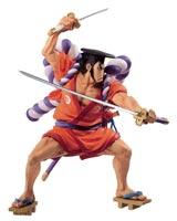 One Piece Kozuki Oden Ichiban Figure