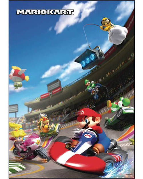 Super Mario Kart 1000 Piece Puzzle