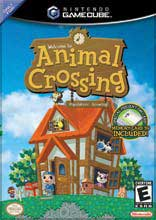 Animal Crossing with Memory Card