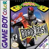 Road Rash (GameBoy Color Ver.)