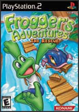 Frogger's Adventures: Rescue
