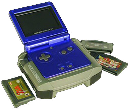 Game Boy Advance SP Gamechanger