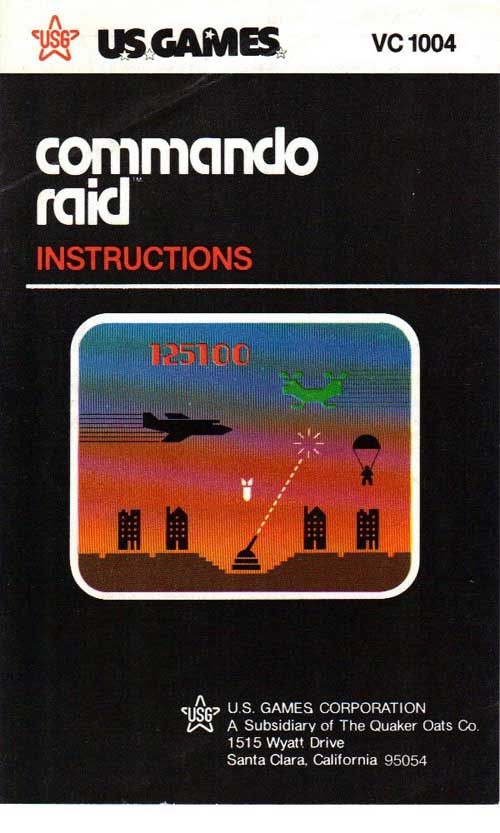Commando Raid