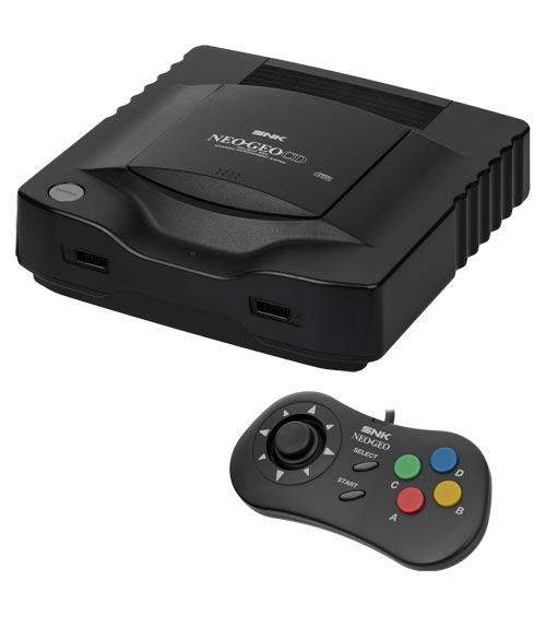 Neo Geo CD System