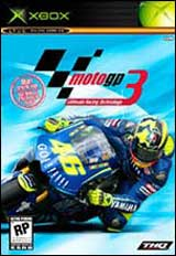 Moto GP Ultimate Racing Technology 3