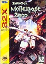 Zaxxon's Motherbase 2000 / 32X