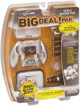 Game Boy Advance SP Big Deal 12 in 1 Bundle Platinum