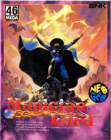 Magician Lord Neo Geo AES