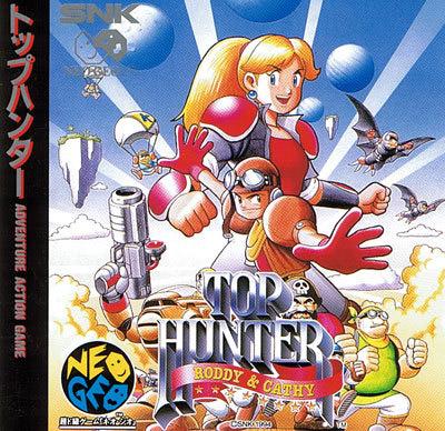 Top Hunter Neo Geo CD
