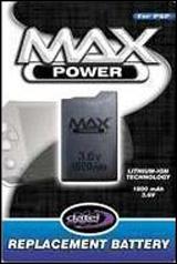PSP Max Power Battery Pack (Datel)