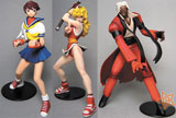 Capcom vs. SNK Mini Figures Series 3 (Set of 3)