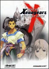 Xenogears Official Strategy Guide