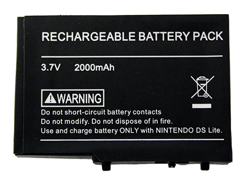 Nintendo DS Lite Rechargeable Battery