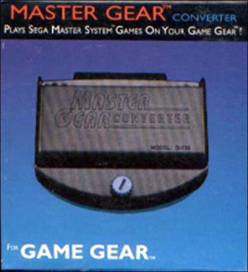 Game Gear Sega Master Converter