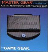 Game Gear / Sega Master Converter
