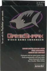 PlayStation GameShark Enhancement CD V. 2.3