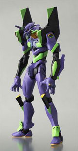 Neon Genesis Evangelion EVA Unit-01 New Movie Edition Revoltech Action Figure