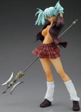 Ikki Tousen: Ryofu 1/7 Scale SIF EX PVC Figure