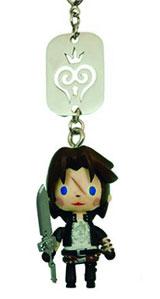 Kingdom Hearts Squall Mascot Strap