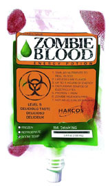 Zombie Blood Energy Drink