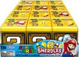 Super Mario Snerdles Candy Box Case of 12