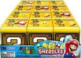 Super Mario Snerdles Candy Box Case of 12