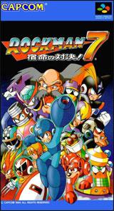 Rockman 7: Shukumei no Taiketsu!