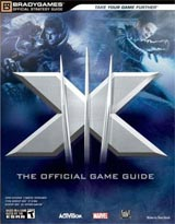 X-Men 3: The Official Game Guide