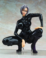 Prison School Meiki Shiraki PVC Figure Catsuit Version