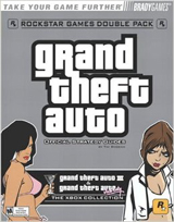 Grand Theft Auto Double Pack Official Strategy Guide