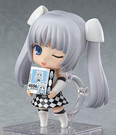 Miss Monochrome Nendoroid