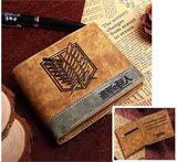 Attack on Titan Survey Corps Logo Wallet