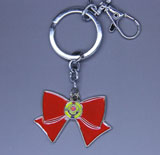 Sailor Moon: Red Bow Keychain