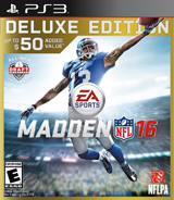 Madden NFL 16 Deluxe Edition