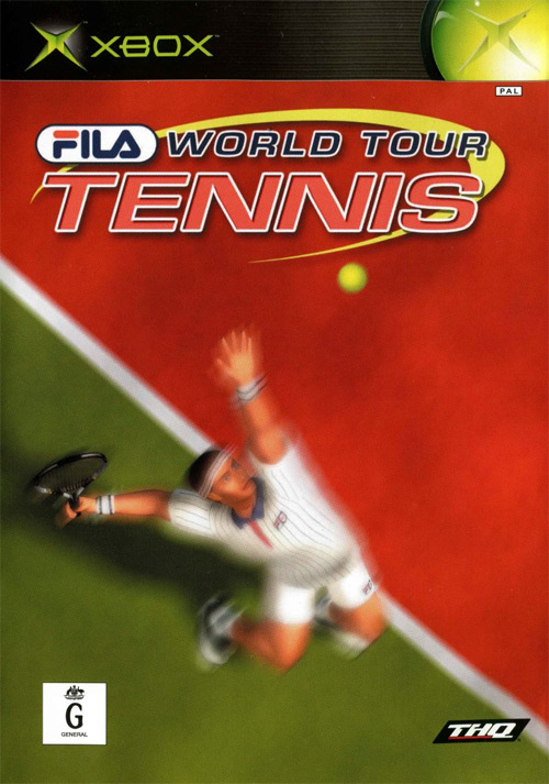 FILA World Tour Tennis