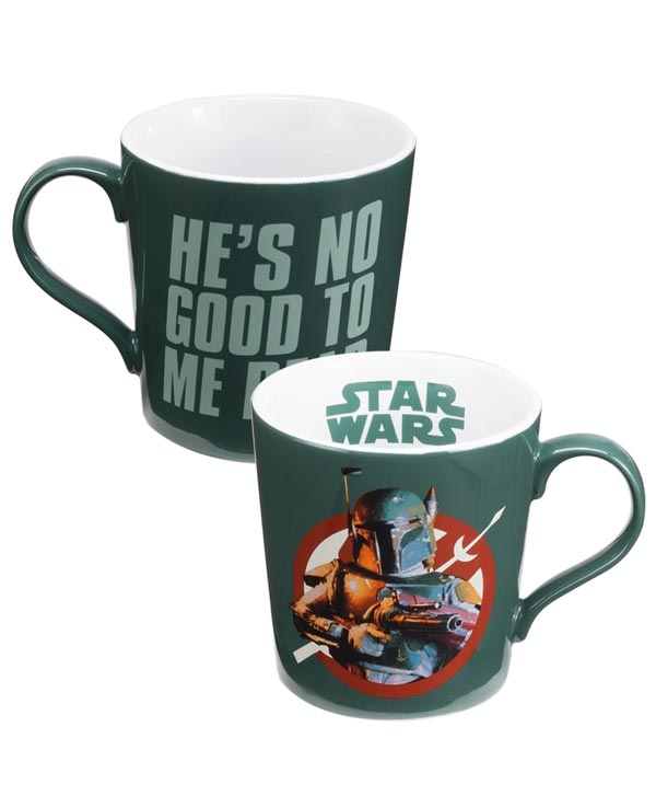 Star Wars Boba Fett 12oz Ceramic Mug