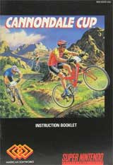 Cannondale Cup (Instruction Manual)