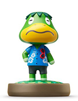 amiibo Kapp'n Animal Crossing