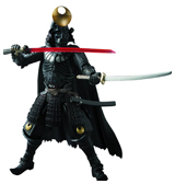 Star Wars Movie Realization Samurai Darth Vadar Action Figure